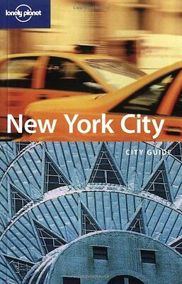 New York City (Lonely Planet City Guides) By Beth Greenfield, Robert Reid, Kath