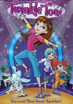 Twinkle Toes: The Movie (DVD, 2012) WideScreen Brand New Sealed
