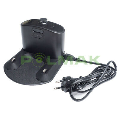 Home base charging dock station with integrated charger Roomba 5xx/6xx/7xx/8xx