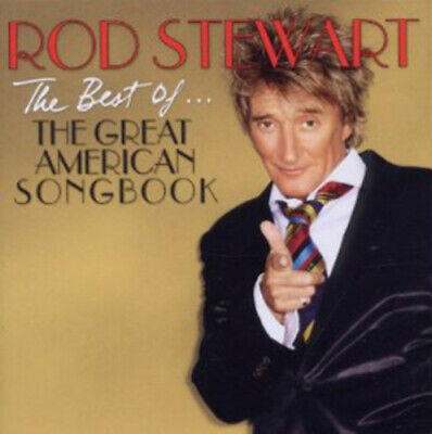 Rod Stewart : The Best of the Great American Songbook CD (2011) ***NEW***