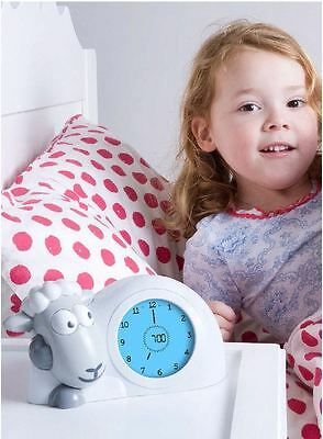 ZAZU Sleep Trainer Sam the Sheep Night Light RRP $69.95