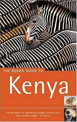 The Rough Guide to Kenya (Rough Guide Travel Guides) By  Richard Trillo