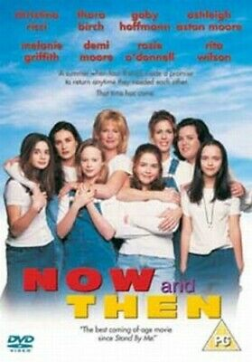 Now and Then DVD (2004) Christina Ricci