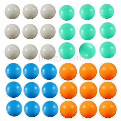50/100x Ping Pong Ball Beer Pong Table Tennis Lucky Dip Gaming Lottery Washable