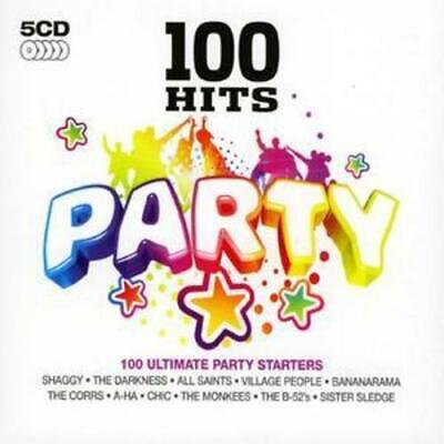 Various Artists : 100 Hits: Party CD (2008)