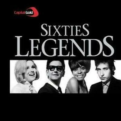 Various Artists : Capital Gold 60's Legends CD (2002) FREE Shipping, Save £s