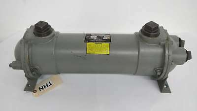 Thermal Transfer B-1202-A4-F Four Pass Fluid Heat Exchanger 2 In D456353