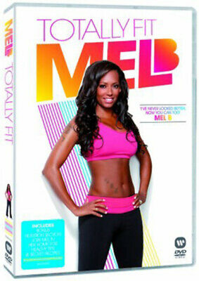 Mel B: Totally Fit DVD (2008) Mel B cert E Incredible Value and Free Shipping!
