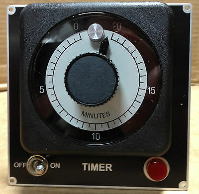 Henny Penny Fryer timer  Part 18301  208/240v
