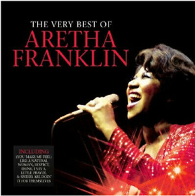 Aretha Franklin : The Very Best of Aretha Franklin CD (2010) Fast and FREE P & P