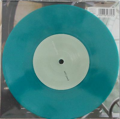 """HB2 - Pearl Jam - Nothing as it seems - UK LIMITED/NUMBERED GREEN VINYL 7"""" SALE"""