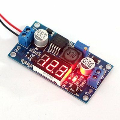 DROK Micro Electric DC/DC Boost Converter LM2577 Step-up Voltage Transformer ...