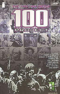 The Walking Dead 100 Project US Paperback