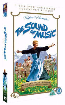 The Sound of Music DVD (2006) Julie Andrews, Wise (DIR) cert U 2 discs