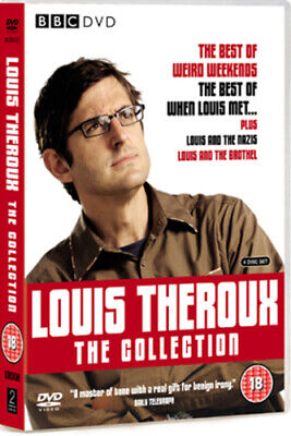 Louis Theroux Collection DVD (2007) Louis Theroux