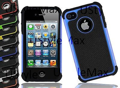 New Hard Shockproof Case Cover for Apple iPhone 4 5 5c 6 6 plus & Samsung Galaxy