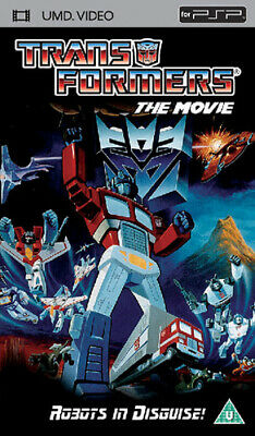 Transformers: The Movie [UMD Mini for PS DVD