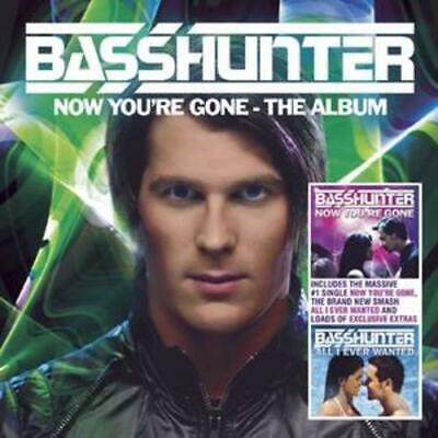 Basshunter : Now You're Gone - The Album CD (2008) Expertly Refurbished Product