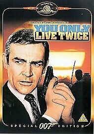 You Only Live Twice DVD (2000) Sean Connery