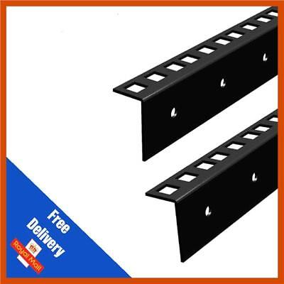 19 Inch Rack Strip - Flight Cases - All Sizes - Sold In Pairs