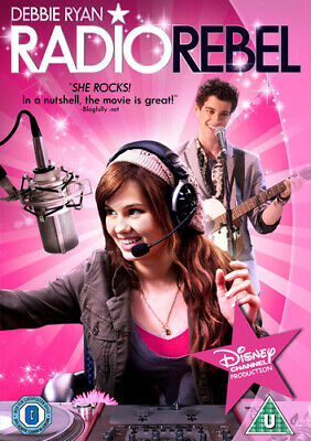 Radio Rebel DVD (2013) Debby Ryan