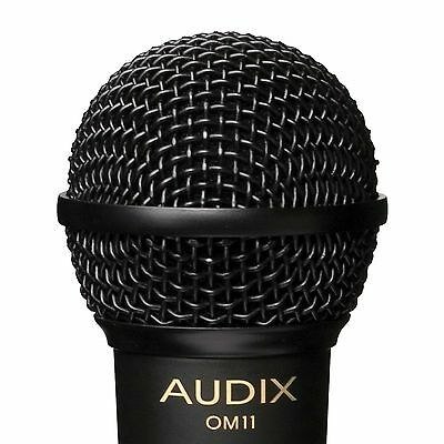 NEW Audix OM11 Dynamic Vocal Microphone OM-11