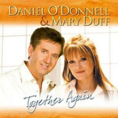 Daniel O'Donnell and Mary Duff : Together Again CD Album with DVD 2 discs