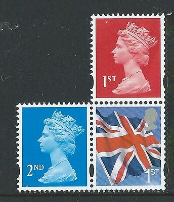 Great Britain 2015 Star Wars 3 New Stamps Ex. Prestige Book Unmounted Mint