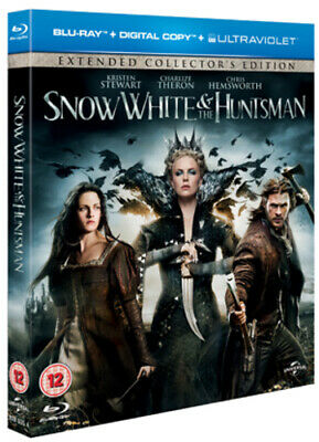 Snow White and the Huntsman Blu-Ray (2012) Kristen Stewart