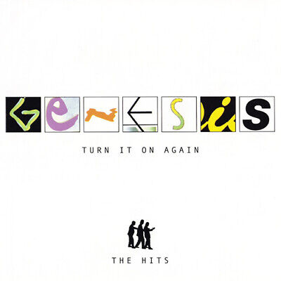 Genesis : Turn It On Again: The Hits CD (1999)