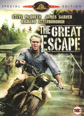 The Great Escape DVD (2002) Steve McQueen