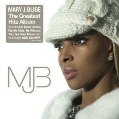 Mary J. Blige : The Greatest Hits CD (2006) Incredible Value and Free Shipping!
