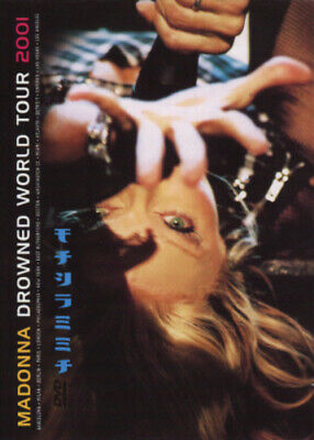 Madonna: Drowned World Tour 2001 DVD (2001) Madonna
