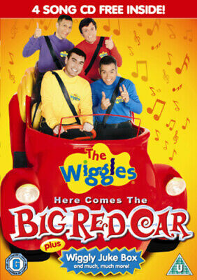 The Wiggles: Here Comes the Big Red Car DVD (2006) Murray Cook cert U