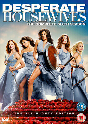 Desperate Housewives: The Complete Sixth Season DVD (2010) Teri Hatcher