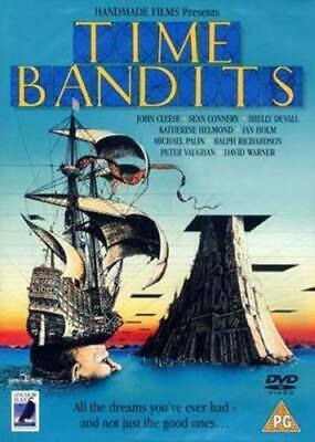 Time Bandits DVD (2002) Craig Warnock, Gilliam (DIR) cert PG Fast and FREE P & P