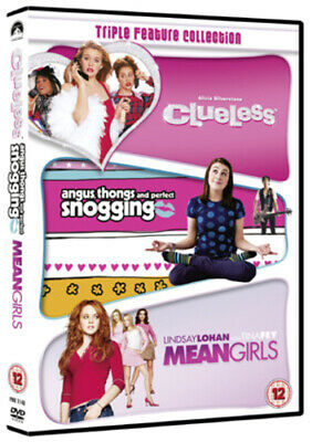 Angus, Thongs and Perfect Snogging/Clueless/Mean Girls DVD (2009) Georgia