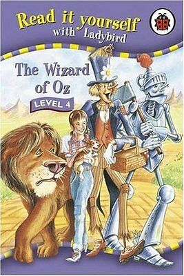 Read It Yourself: The Wizard of Oz - Level 4