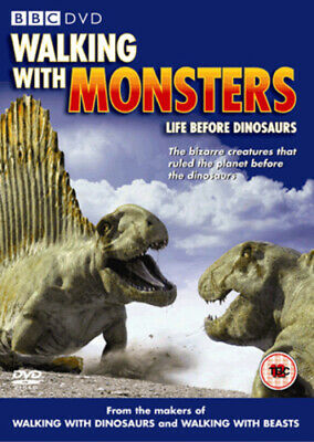 Walking With Monsters DVD (2005)