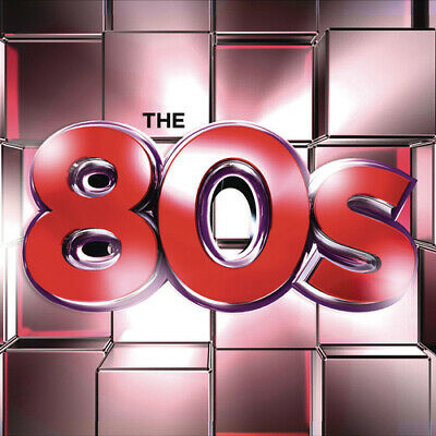 Various Artists : The 80s CD (2013)