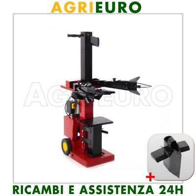 Spaccalegna verticale elettrico motore monofase Geotech LSP 100VE, 10 tonnellate