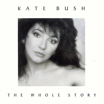 Kate Bush : The Whole Story CD (1986) Highly Rated eBay Seller Great Prices