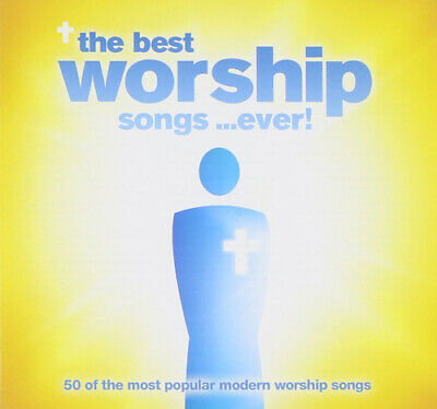 Various Artists : The Best Worship Songs...ever! CD (2004)
