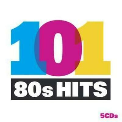 Various Artists : 101 80s Hits CD (2007)