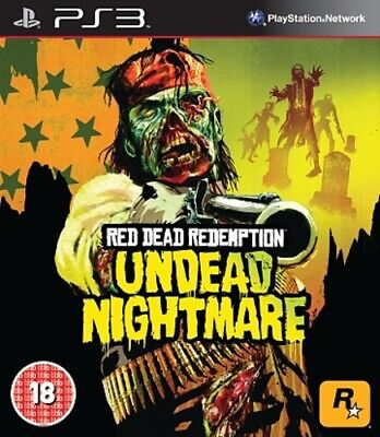 Red Dead Redemption: Undead Nightmare (PS3) VideoGames