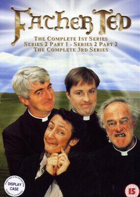 Father Ted: The Complete Series 1-3 DVD (2005) Dermot Morgan