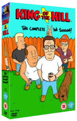 King of the Hill: The Complete Second Season DVD (2006) Greg Daniels cert 12 4