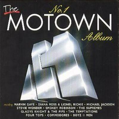 Various : The No.1 Motown Album CD (2000)