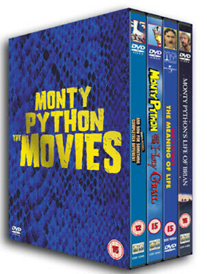 Monty Python - The Movies DVD (2004) John Cleese