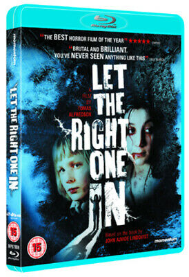 Let the Right One In Blu-ray (2009) Kare Hedebrant
